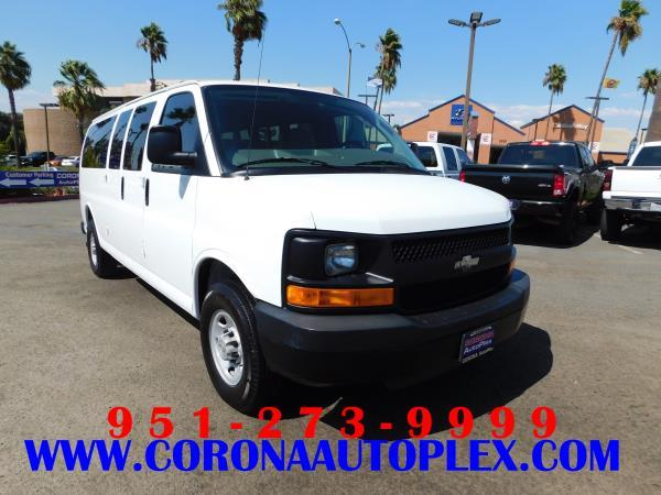 CHEVROLET EXPRESS 3500 LS BASE