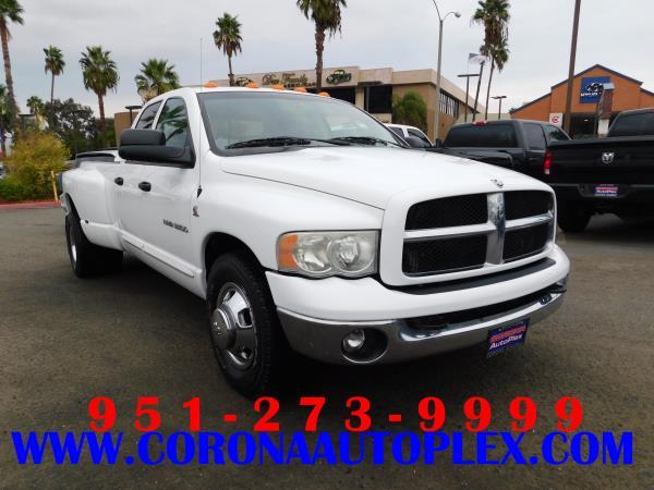 DODGE RAM 3500 DUALLY LARAMIE