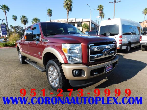 FORD F-250 KING RANCH LARIAT