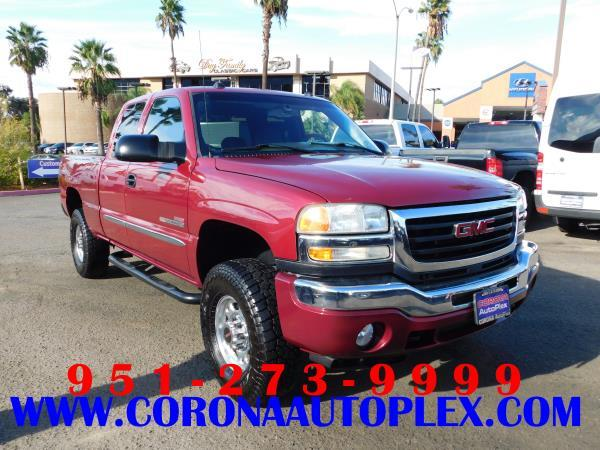 GMC SIERRA  2500 SLE HD