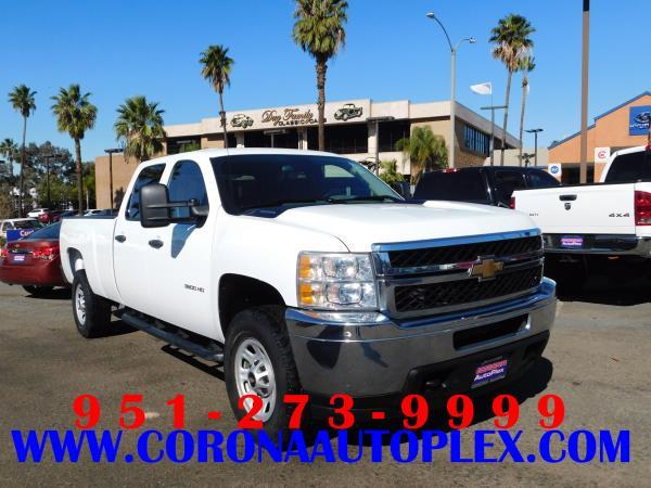 CHEVROLET SILVERADO 3500 HD WORK TRUCK
