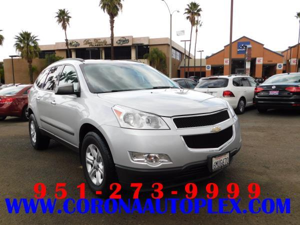CHEVROLET TRAVERSE LS LS