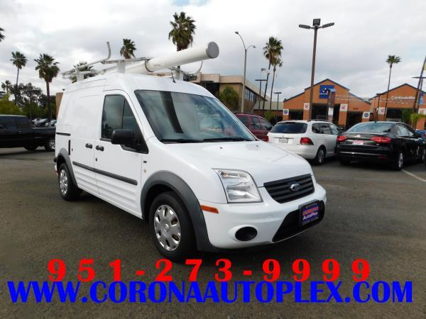 FORD TRANSIT CONNECT XL XLT