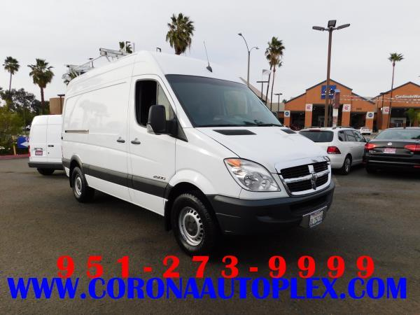 DODGE SPRINTER 2500 BASE
