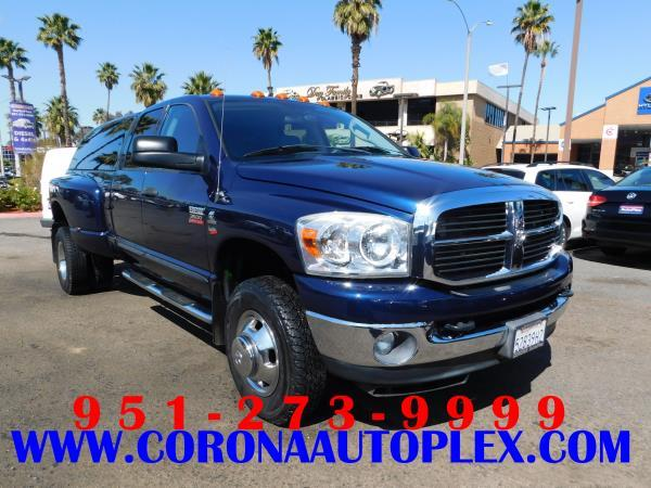 DODGE RAM 3500 DUALLY SLT