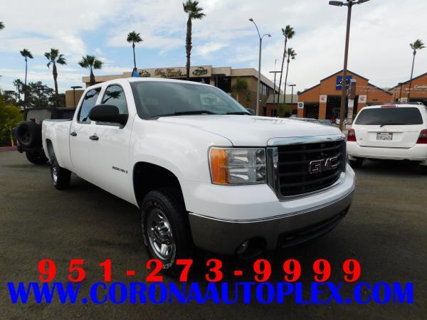 GMC SIERRA  2500 HD WORK TRUCK