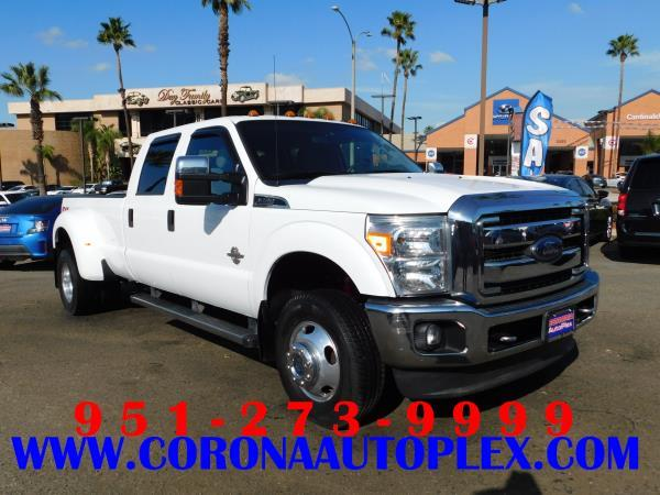 FORD F-350 DUALLY XLT
