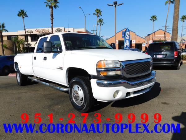 GMC SIERRA 3500HD DUALLY SLT