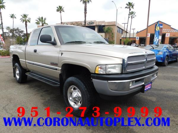 DODGE RAM 2500 SLT BASE