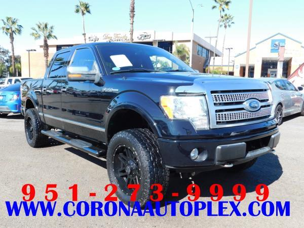 FORD F-150 PLATINUM