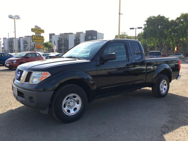 NISSAN FRONTIER KING CAB