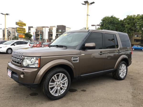 LAND ROVER LR4 HSE LUX