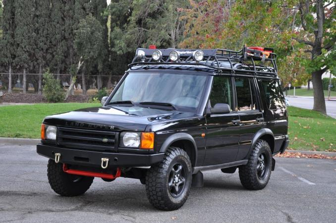 LAND ROVER DISCOVERY II BASE