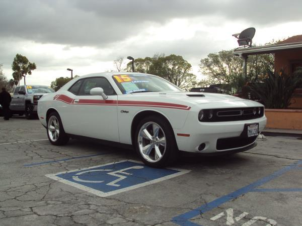 DODGE CHALLENGER R/T PLUS