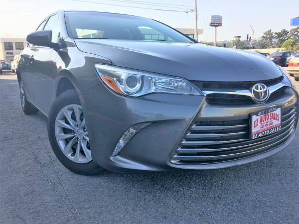 TOYOTA CAMRY LE