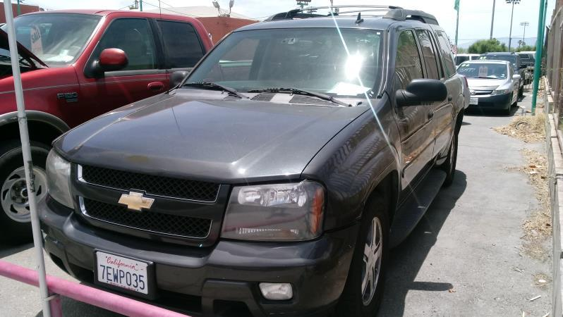 chevrolet trailblazer trade in