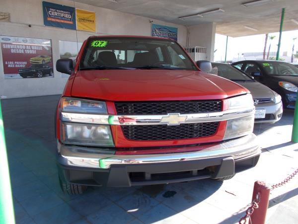 CHEVROLET COLORADO YC3/LT