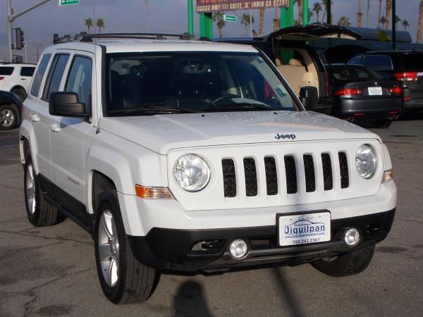 JEEP PATRIOT LATITUDE X