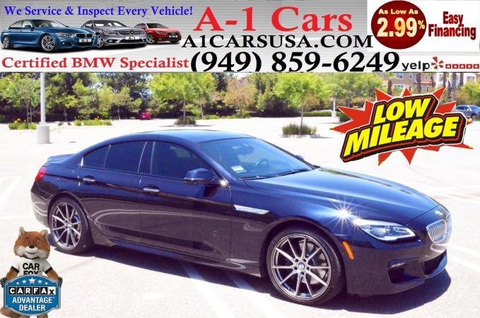 BMW 6 SERIES 650I 650I XDRIVE GRAN COUPE
