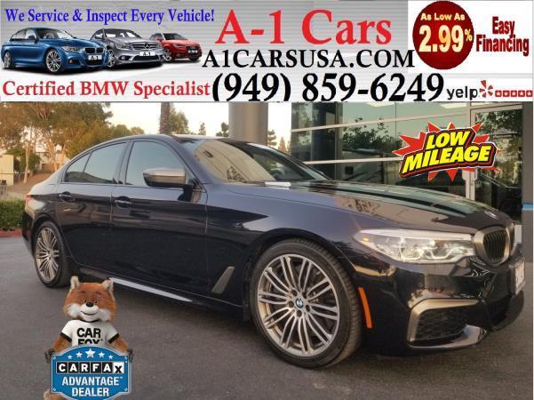 BMW 550I M550I XI M550I XDRIVE