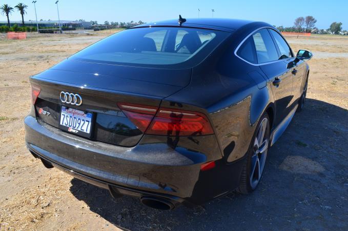 Audi Rs7 Performance Prestige A 1 Cars Inc