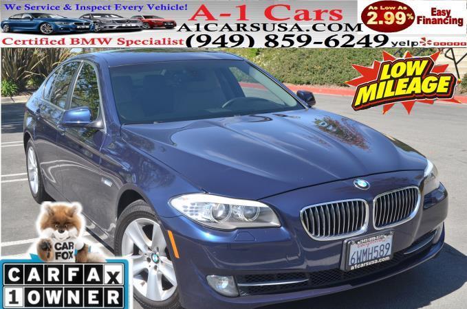 BMW 5 SERIES 528I SPORT SEDAN 528I