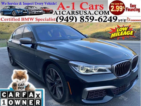 BMW 7 SERIES M760 XI M760I XDRIVE