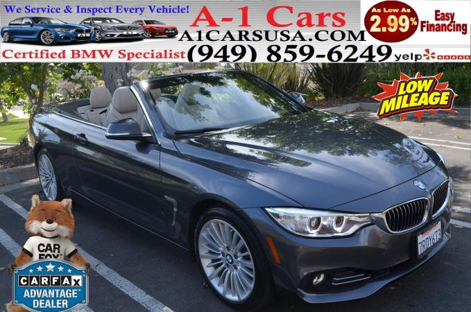 BMW 4 SERIES 428I CONVERTIBLE 428I SULEV