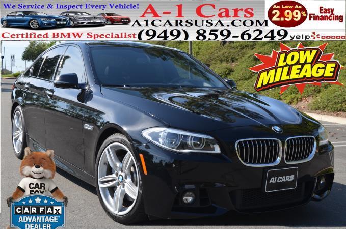 BMW 5 SERIES 535I M SPORT SEDAN 535I