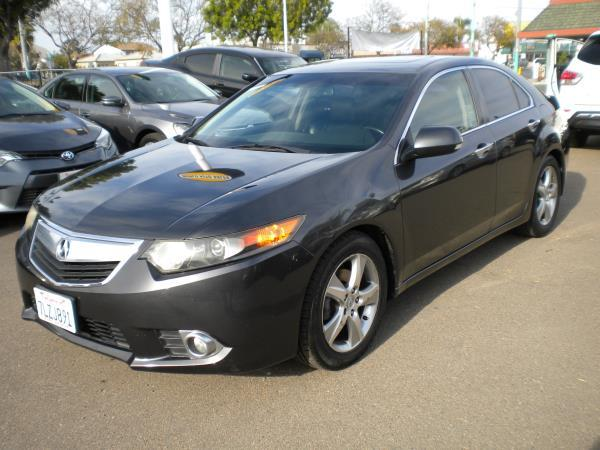 ACURA TSX BASE W/TECH.PKG.