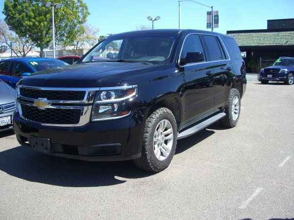 CHEVROLET TAHOE SPECIAL SERVICES VEHICLE