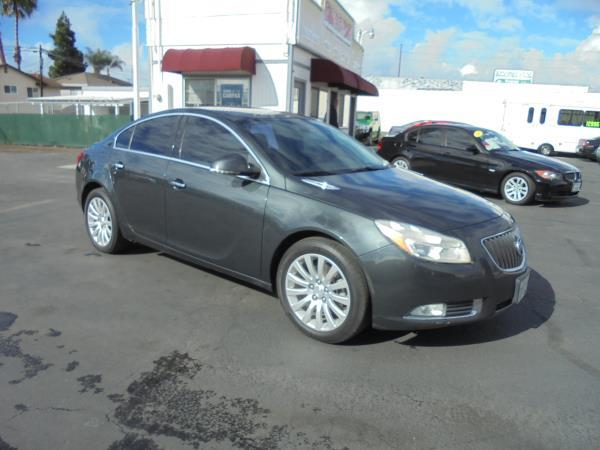 BUICK REGAL PREMIUM 1