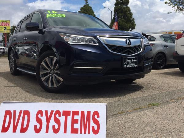 ACURA MDX TECHNOLOGY PACKAGE