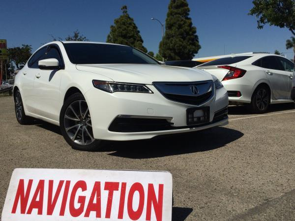 ACURA TLX TECHNOLOGY PACKAGE
