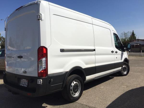 FORD TRANSIT VAN BASE