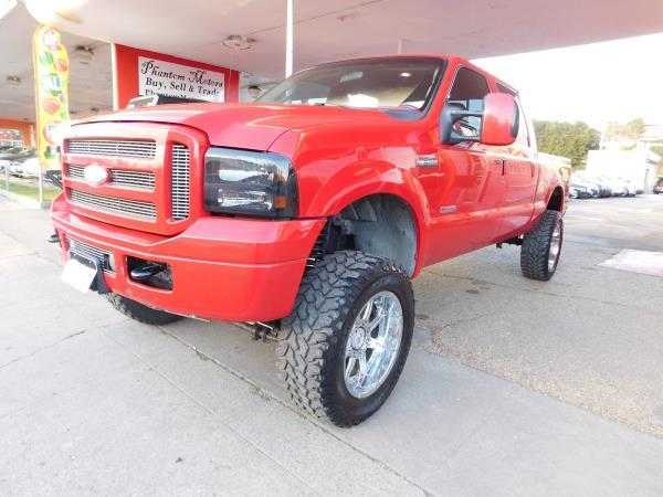 FORD F-350 XLT 4WD LIFTED