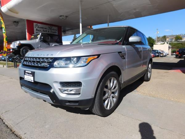 LAND ROVER RANGE ROVER SPORT HSE SUPERCHARG