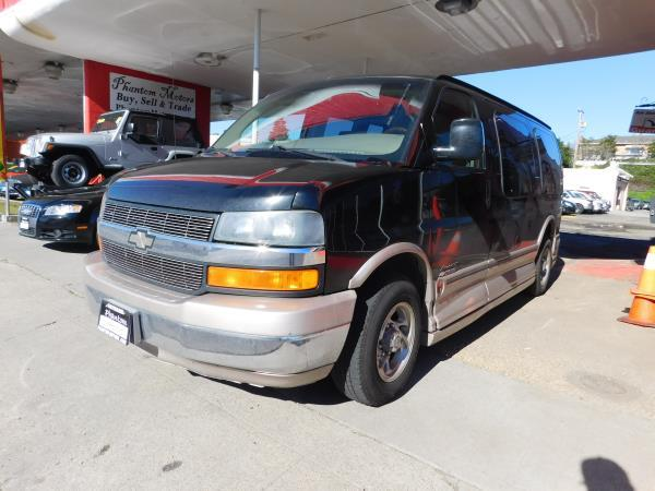CHEVROLET EXPRESS CONVERSION