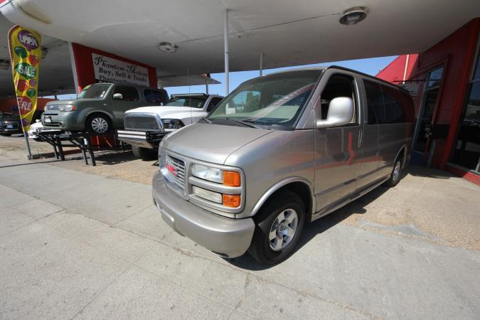 GMC SAVANA BASE