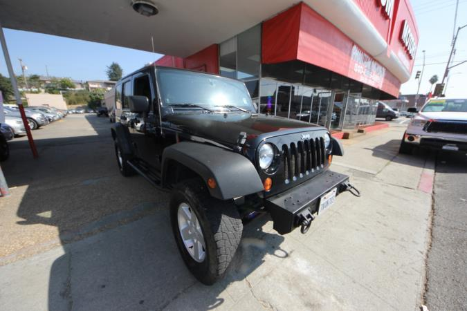 JEEP WRANGLER UNLIMITED SPORT 4WD