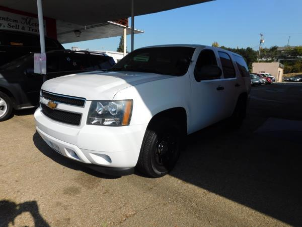 CHEVROLET TAHOE PPV POLICE PREP PACKAGE