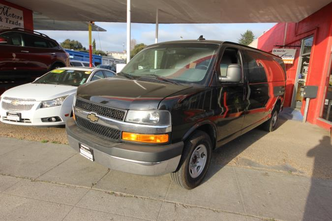 CHEVROLET EXPRESS LT