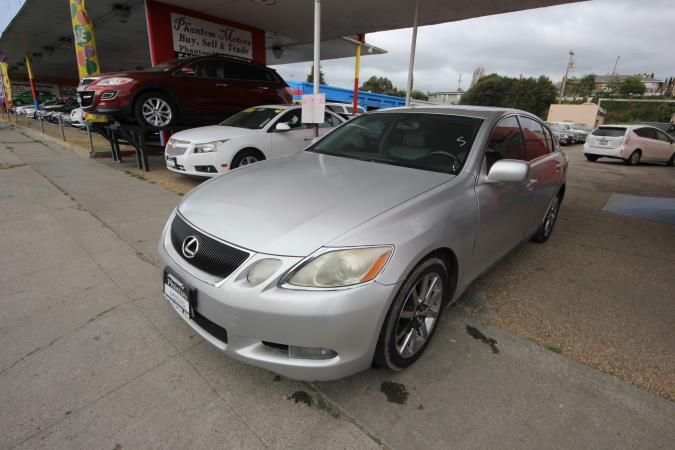 LEXUS GS 300 BASE