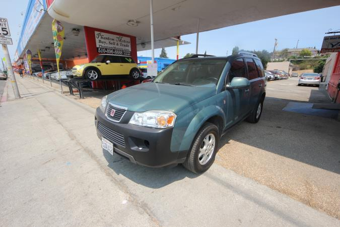 SATURN VUE BASE