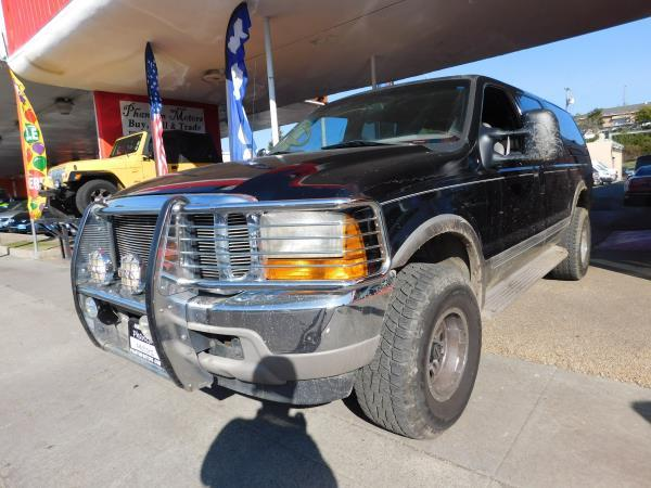 FORD EXCURSION LIMITED