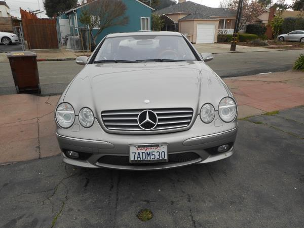 MERCEDES-BENZ CL500 CL500