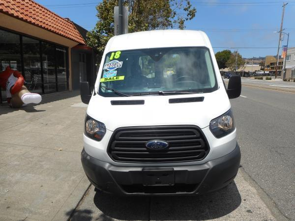 FORD TRANSITCARGO VAN BASE