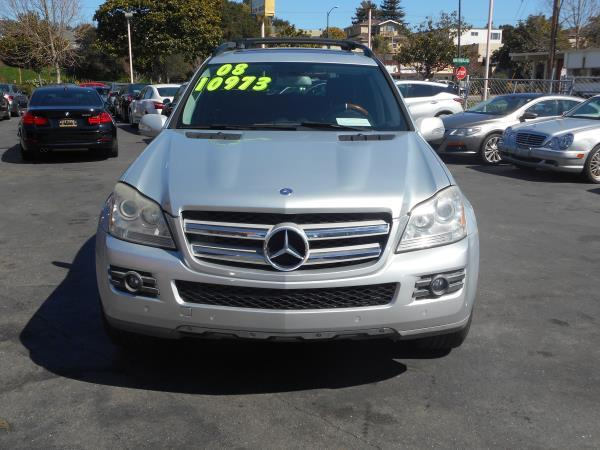 MERCEDES-BENZ GL450 4MATIC GL450 4MATIC