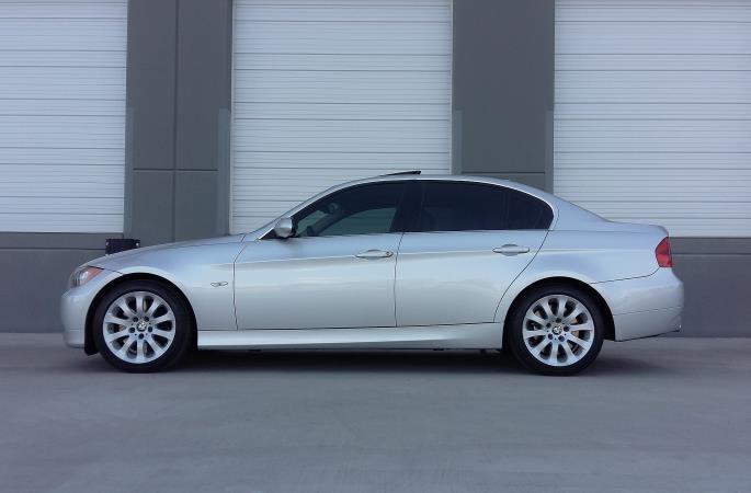 BMW 3 SERIES 335XI AWD