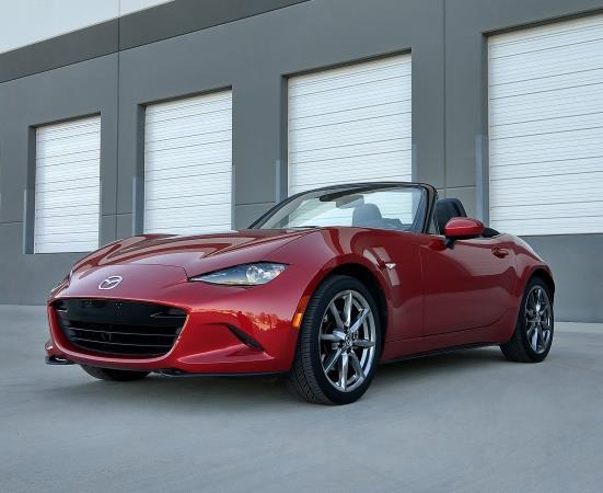 MAZDA MX-5 MIATA GRAND TOURING EDELBRO